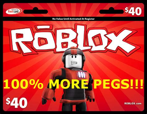 Roblox Gift Card Gamestop - roblox double peg card now available at gamestop roblox blog