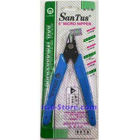 Diskon Tang Potong Santus 5 Micro Nipper 5 Santus tang potong santus biru 5 inchi micro nipper ical store ical store