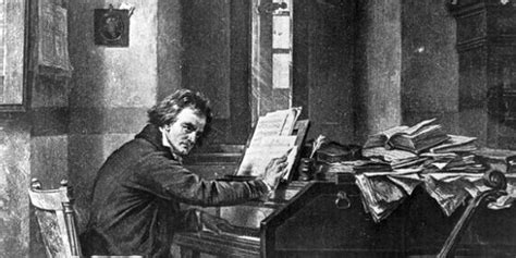 beethoven born deaf overcoming deafness to write brilliant music