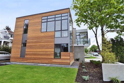 west coast contemporary home exterior designs