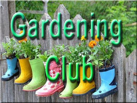 Garden Of Club Play Teams Gardening Club