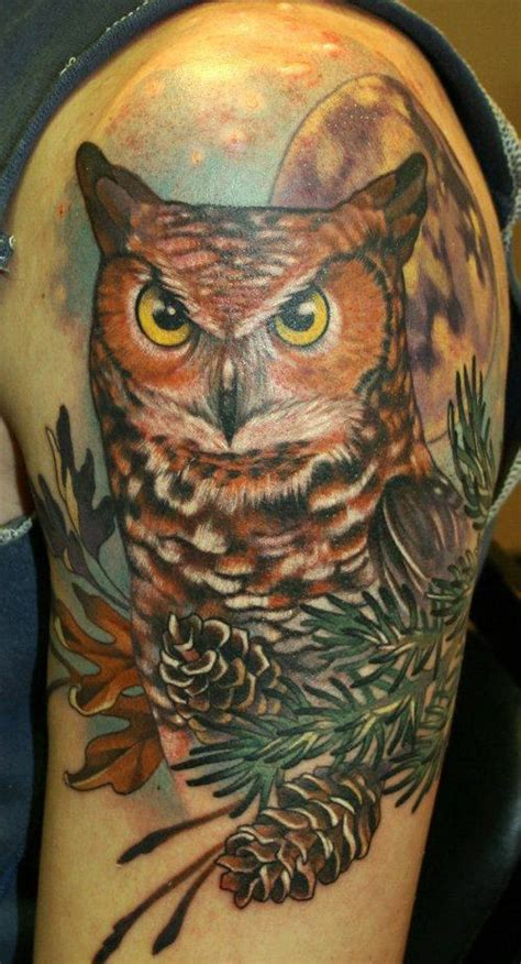 owl tattoo background owl tattoos for men inspiration and gallery for guys