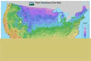 growing zone map usa spatialecologist