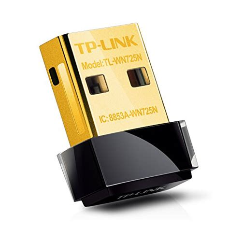 Tp Link Wn725n N150 Nano Wireless Usb Adaptor Tp Link N150 Wireless Nano Usb Adapter Tl Wn725n