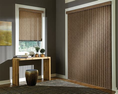 Vertical Shades For Sliding Glass Doors by Vertical Blinds 171 Northwestblind