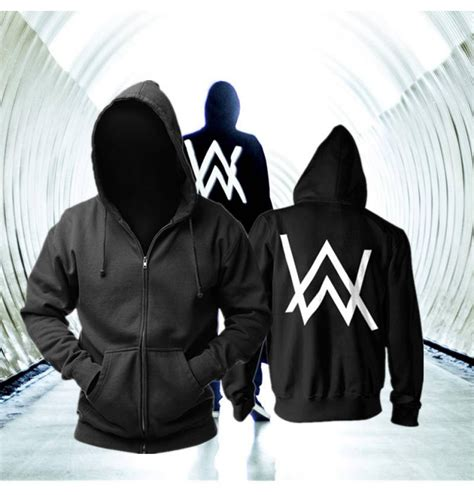 Masker Alan Walker buy alan walker hoodie sweatshirt jacket t shirts