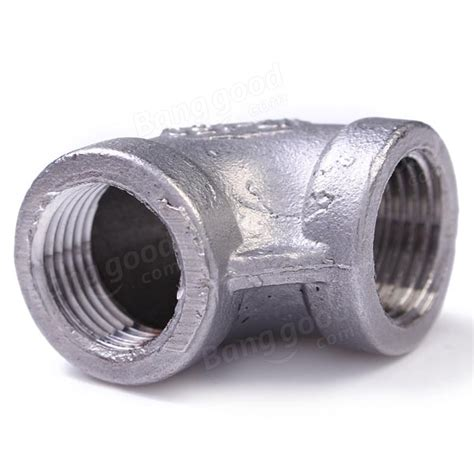 Pipa Stainless 1 Inch 1 2 Inch 90 Degree 304 Stainless Steel Pipe