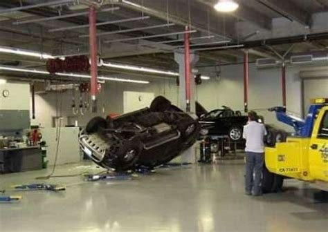 body shop tow funny car pictures entertainment