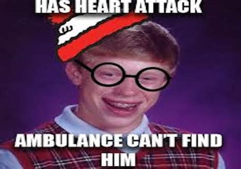 Best Bad Luck Brian Memes - the 21 best quot bad luck brian quot memes on the internet socawlege