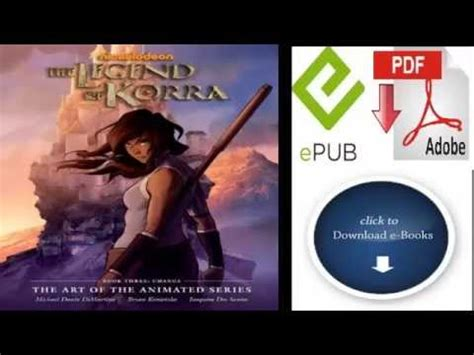 Pdf The Legend Of Korra by The Legend Of Korra The Of The Animated Series Book
