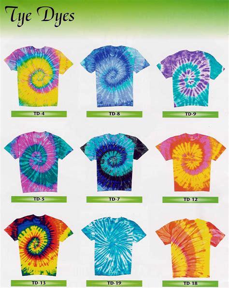 tie dye shirt patterns free patterns