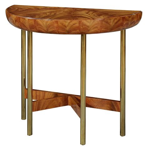 deco console table deco style dished console table console tables