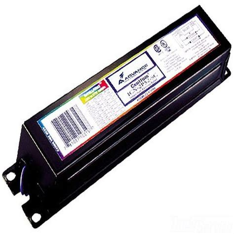 Lighting Ballasts by Sylvania 2 Bulb Residential Electronic Fluorescent Light