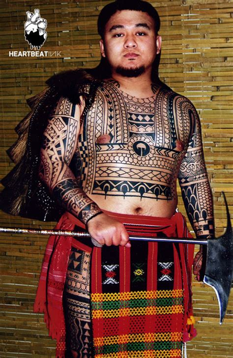 tribal tattoo kalinga kalinga book heartbeatink magazine