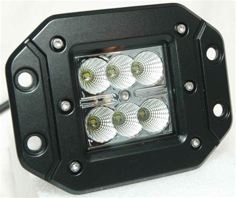 professional series plus lights 3 quot led light pod flush mount led light pods extreme led