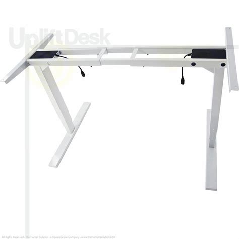 white stand up desk shop uplift 900 height adjustable stand up desk bases