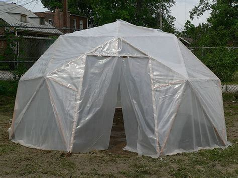 How To Make A Paper Dome Step By Step - geodesic dome greenhouse