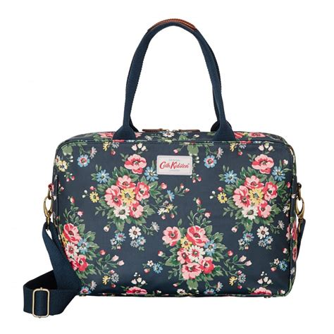 Cath Kidston Large Business Traveller Bag cath kidston 3 part business bag