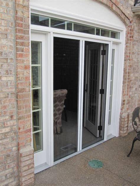 doors retractable screens for doors