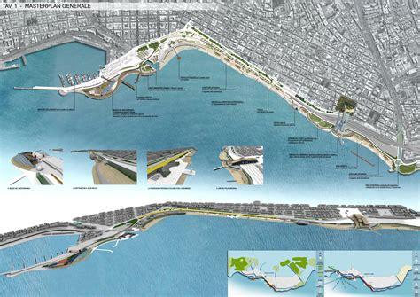 Architettura Reggio Calabria by Waterfront Di Reggio Calabria Atelier Ga Architettura E