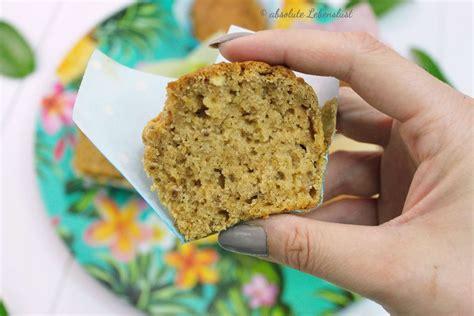 gesunde kuchen rezepte gesunde apfel muffins ohne zucker vegan backen ohne ei