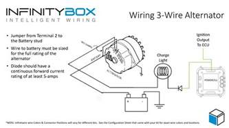 single wire gm alternator wiring diagram single circuit and schematic wiring diagrams for you