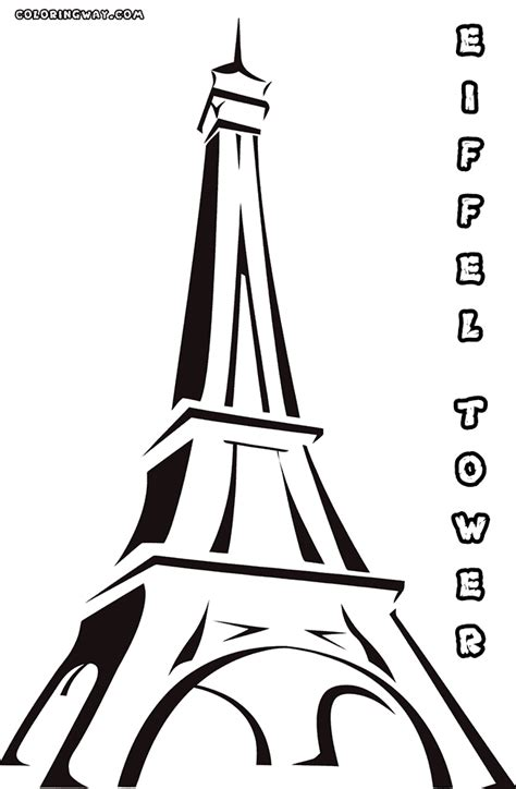 Tower Coloring Pages Coloring Pages To Download And Print Towers Coloring Page