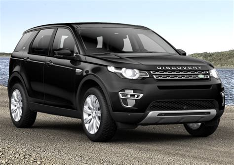 land rover discovery 2015 black land rover discovery sport 2017 couleurs colors