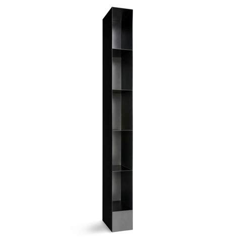 black narrow bookcase narrow black bookshelf 28 images south shore axess 5