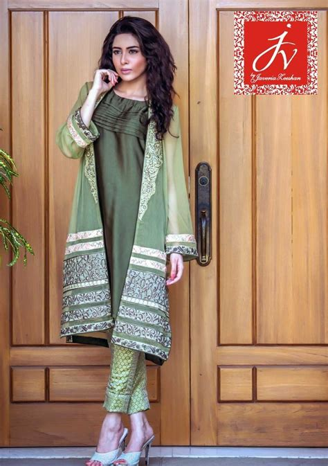 Simple Lawn Dress Design Ideas