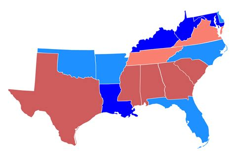 map southern united states region file map of southern voter demographics svg wikimedia