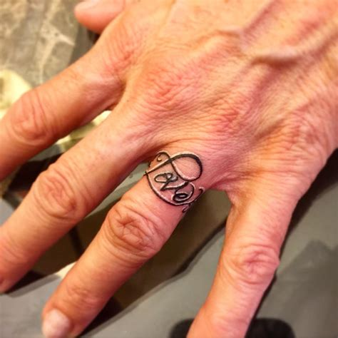 26 2 tattoo designs 9 tribal wedding ring tattoos make a rocking