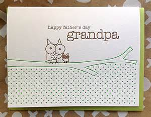 fathers day card for grandfather owl and owlette