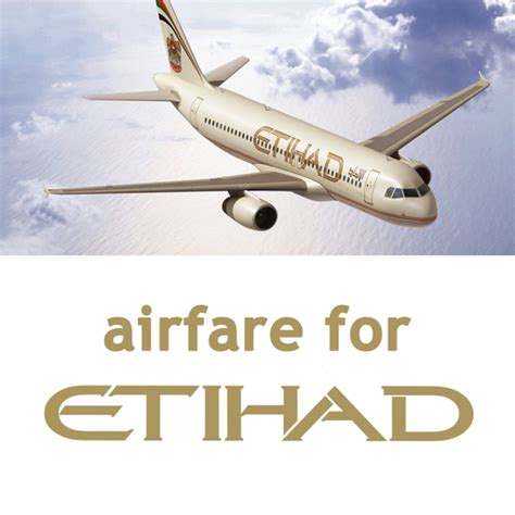 airfare for etihad airways national airline of united arab emirates best airfare deals air