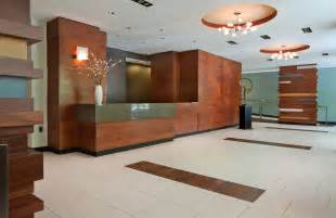 midcentury apartment building lobby search