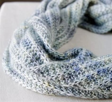 cool knitting patterns cool infinity cowl national craft month project