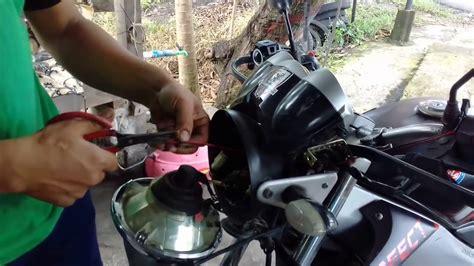 Lu Tembak Motor Transformer cara pasang lu tembak transformers