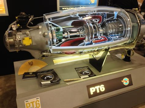 pratt whitney canada pt6 airteamimages com p wc celebrates pt6 engine s 50 year anniversary at eaa