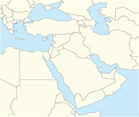 middle east africa map vector תבנית מפת מיקום המזרח התיכון ויקיפדיה