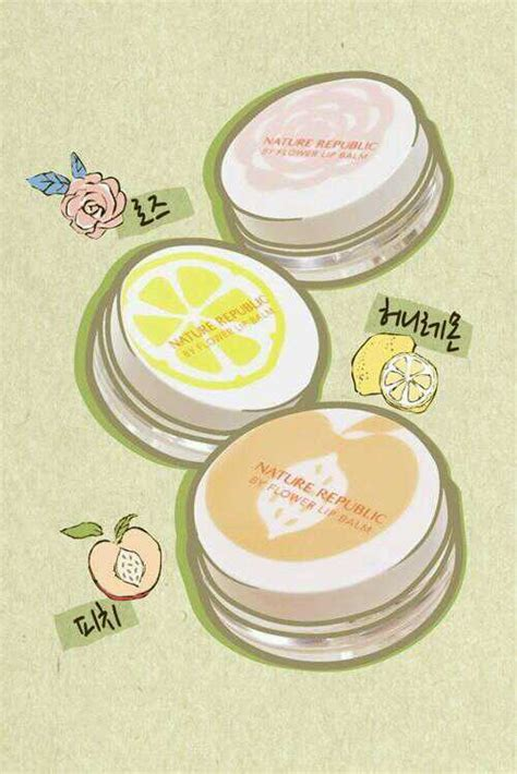 Harga Nature Republic Lipbalm Exo exo nature republic official lip balm madewblue