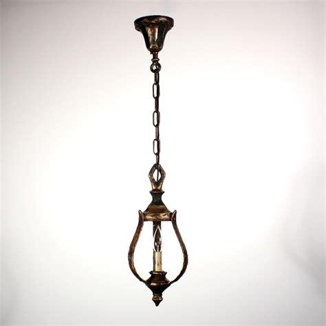Arts And Crafts Pendant Lighting Antique Arts Crafts Pendant Light C 1910 Nc1353 For Sale Antiques Classifieds