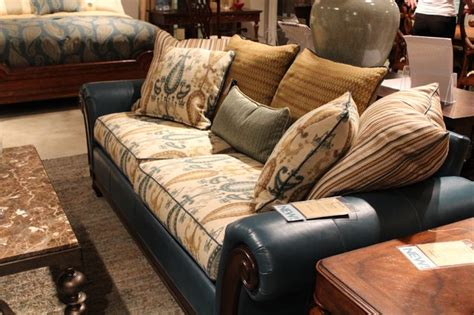 leather couch with fabric cushions leather couch w fabric cushions for the home pinterest