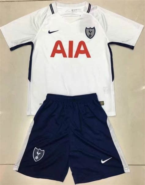 Jerman Home Kid World Cup 2018 jersey tottenham hotspur home 2017 2018 jersey bola