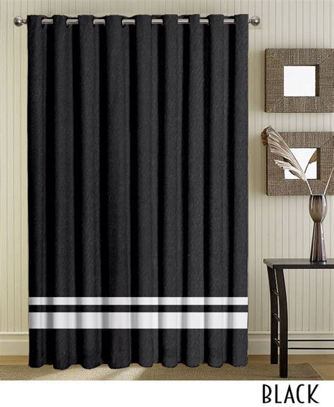 grommet curtains with sheers black grommet strip curtains