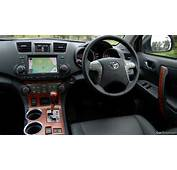 Review  2009 Toyota Kluger Car