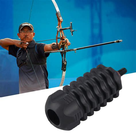 15436 Large Dia Stabilizer Set 17 Mm arrows archery stabilize compound bow stabilizer rubber accessories inner diameter