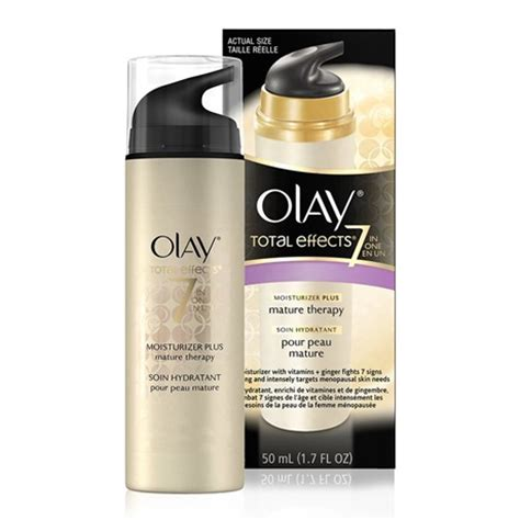 Olay Total Effects Moisturizer olay total effects skin therapy moisturizer