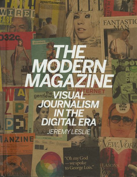 the modern magazine visual journalism in the digital era auburn university libraries december 2013 library of architecture design and construction