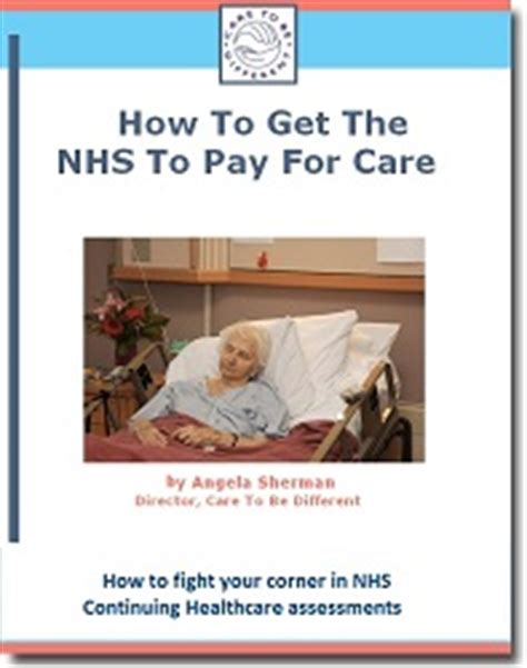 nhs continuing healthcare avoid paying care fees