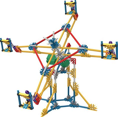 k nex swing ride instructions k nex 2 in 1 ferris wheel building set exclusive